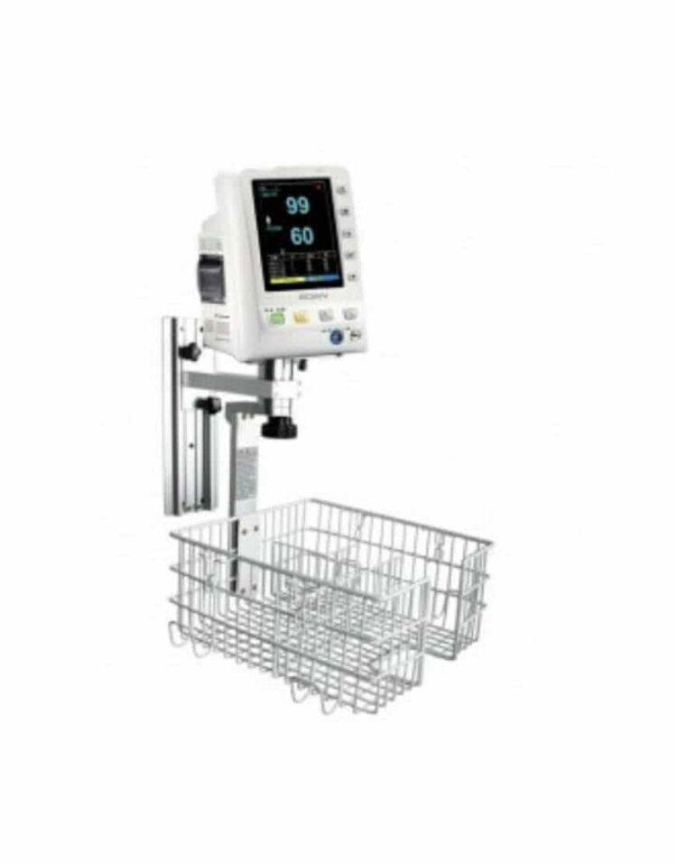 Edan M Series Wall Mount and Basket