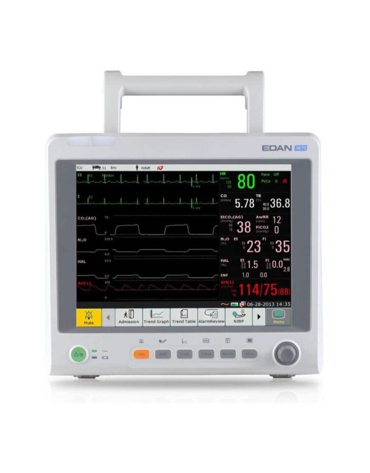 Edan iM70 Monitor 12.1 inch screen dental ed