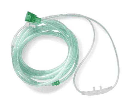 O2 ETCO2 Adult Nasal Cannula Box of 25