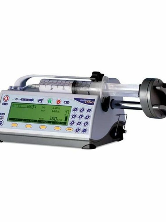 The Medfusion 3500 Syringe Pump Dental Ed