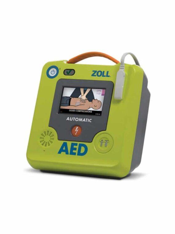 Zoll AED 3 Defibrillator dental ed
