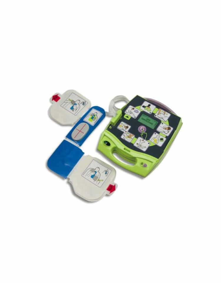 Zoll AED Plus Defibrillator dental ed